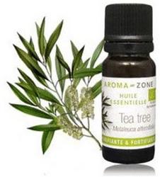 Acheter huile essentielle de tea tree