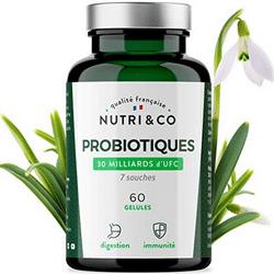 Meilleurs probiotiques