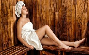 bienfaits du sauna à domicile