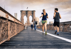 avantages course à pieds