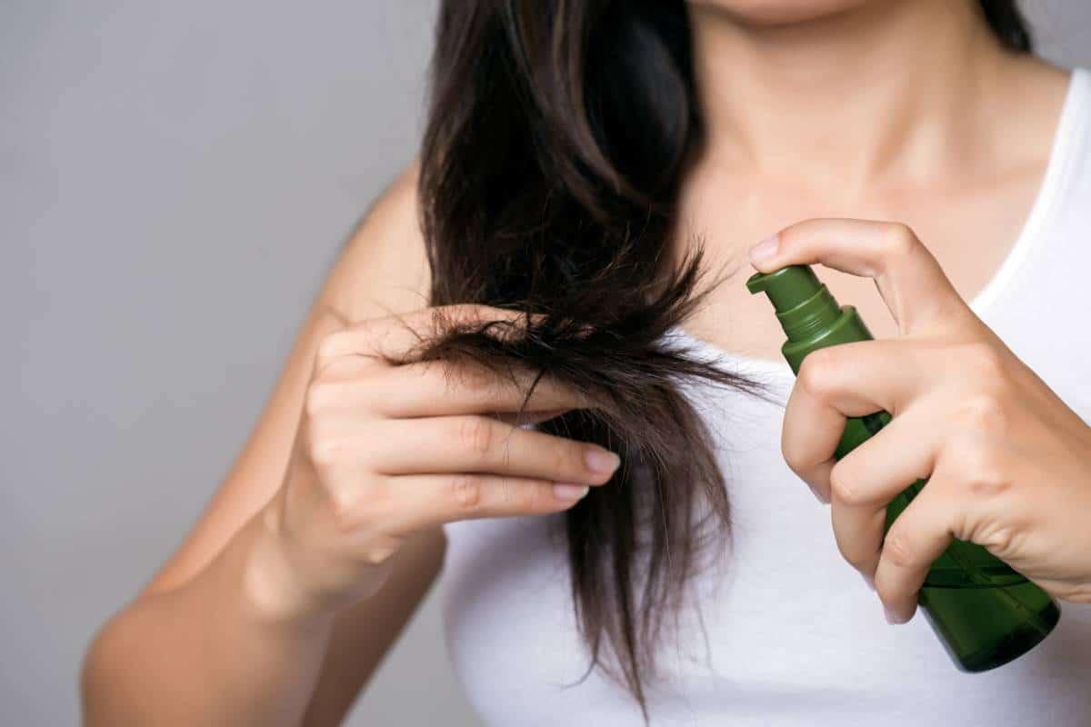 Cosmétiques pour prendre soin de ses cheveux
